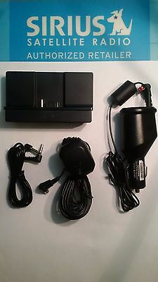 Sirius XM Onyx ,Onyx Plus Edge, Xpress PowerConnect Car Vehicle Dock Kit