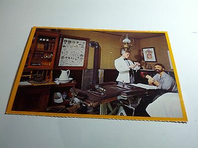 Doctor's Office, Barkerville BC British Columbia Canada Postcard