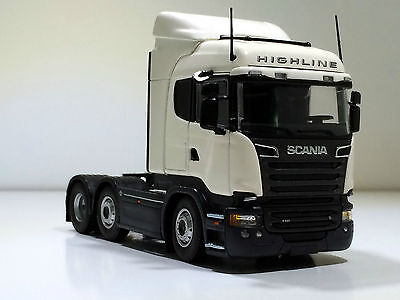 TEKNO SCANIA R(620) HIGHLINE 6x2 SINGLE TRUCK,1:50, DIECAST,LORRY