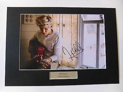 Niall Horan One Direction signed autograph photo