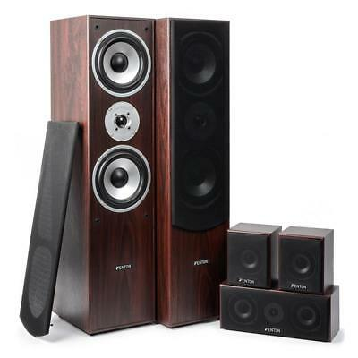 5.0 Home Cinma Sound System Design Heimkino Hifi Lautsprecher Boxen Set 350W Rms