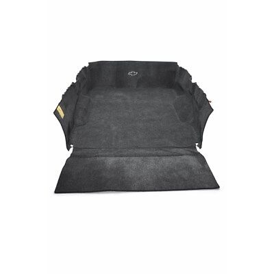 22892013 2014 Chevrolet Silverado Carpeted Bed Rug w/Logo - Fits 5'8'' Bed only!