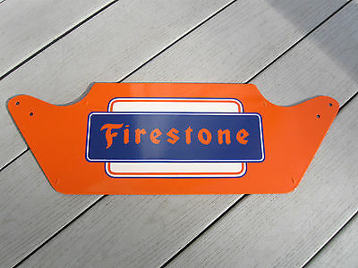 NOS Vintage FIRESTONE TIRES Sign.......Nice!!!!