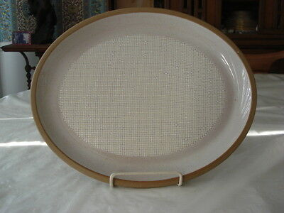 Midwinter Wedgwood Stoneware Hopsack. Platter. New, never used  Reduced Price