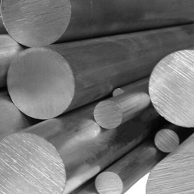 ALL SIZES Aluminium Round Bar Choose a WIDTH & LENGTH from 3mm to 3""