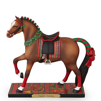 Trail of Painted Ponies ENGLISH HOLIDAY...Christmas 2014  release....all  1E