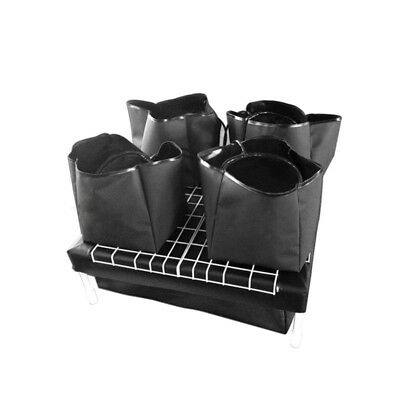 4 x 9L Pots Drip Feed Water System - 0.6M x 0.6M | Designed for 0.8M x 0.8M Tent