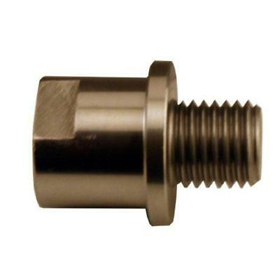 PSI Woodworking LA341018 Headstock Spindle Adapter (3/4-Inch x 10tpi to 1-Inch
