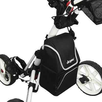 """""""new 2017"""" Clicgear Insulated Golf Trolley Cooler Bag / Drinks Holder"""