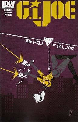 G.i.joe (2014) #4 Reg Cover (Idw Comics)