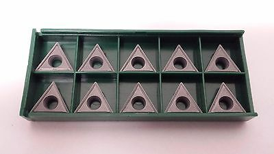 New World Products TCMT 32.51 AA Mk2 C2 Uncoated Carbide Inserts 10pcs Boring