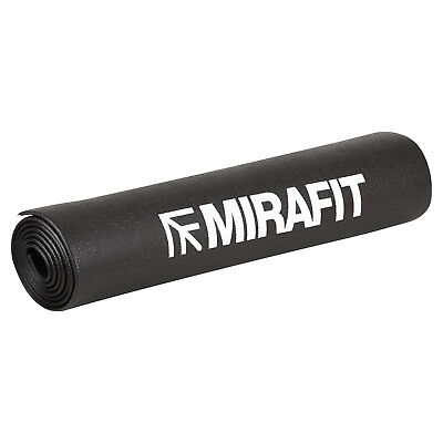 Mirafit Shock Resistant Gym Floor Mat for Weight Bench/Treadmill/Cross Trainer
