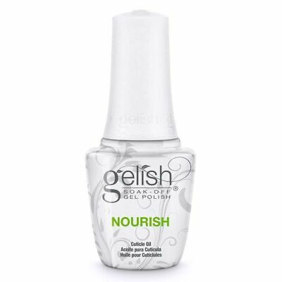 Harmony Gelish NOURISH Cuticle Oil .5oz/15ml