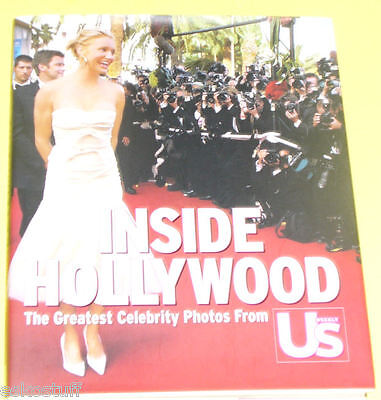 Inside Hollywood US Celebrity Photos 2005 New Book Great Pictures! Nice See!