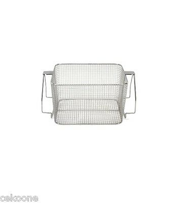 NEW ! Stainless Steel Mesh Basket with Handle for Crest CP500 Series, SSMB500DH