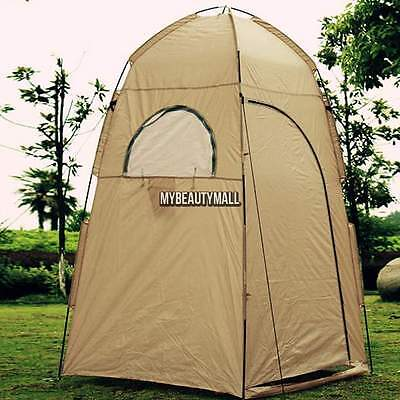 Pop Up Changing NEW Cabana Camping Room Portable Outdoor Privacy Shower Tent