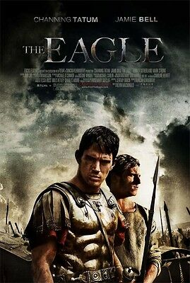 THE EAGLE movie poster CHANNING TATUM poster, JAMIE BELL : 11 x 17 inches (2011)