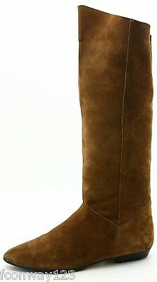 Bandits womens Knee High Boots Size 9.5 M brown suede slouch almond toe