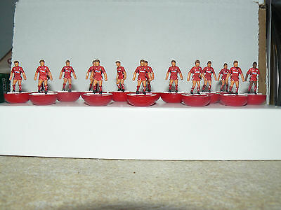 Wales 2014 Subbuteo Rugby Team