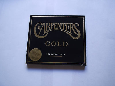 Carpenters - Gold (Greatest Hits,20 TRACK GREATEST HITS CD, 70S