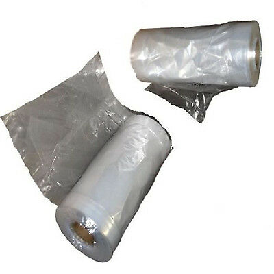 "Garment Covers Polythene Bags Display Packing Clothes/Laundry 23"" Wide All Sizes"