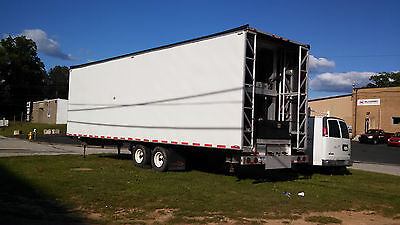 Apex 3224 Mobile Stage Hydraulic Stage Trailer