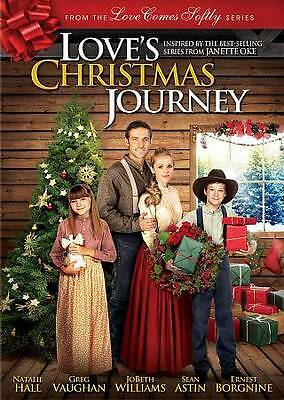 Love's Christmas Journey - Like New - FREE SHIPPING