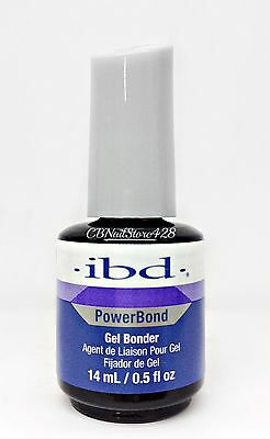 ibd Just Gel Polish Gel Bonder Powerbond 0.5floz / 14ml