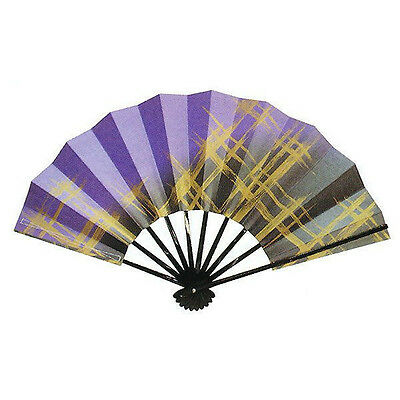 DM-D07483 Traditional Folding fan JAPAN JAPANESE Sensu
