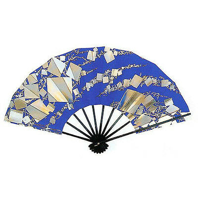 DM-D07463 Traditional Folding fan JAPAN JAPANESE Sensu