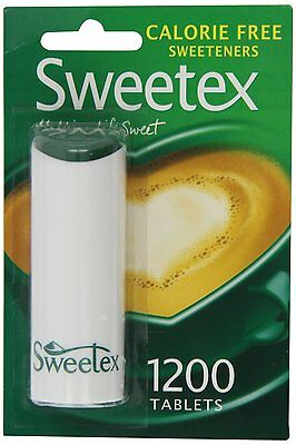 Sweetex Tablets Dispenser 1200 Tablets