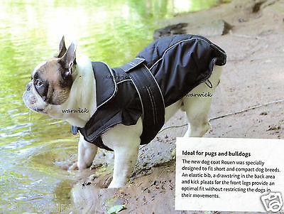 Pug French Bulldog Staffy Bull Terrier Coat Unique design to  fropm XS to Large