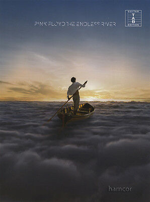 Pink Floyd The Endless River Guitar TAB Edition Music Book