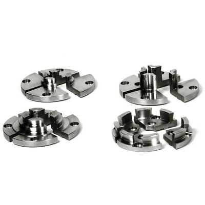Nova Lathes 4 Piece Mini Jaw Set 6027 NEW