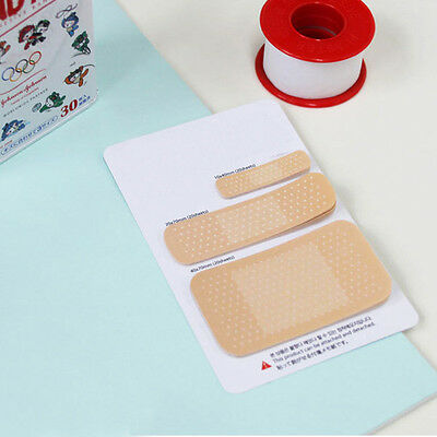 HHH Chic Bandage Sticker Post-it Bookmark Point It Marker Memo Flag Sticky Notes