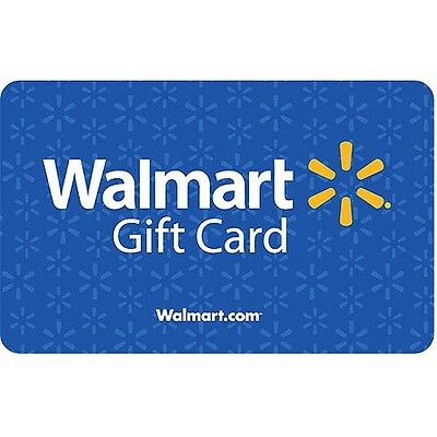 Walmart Gift/Merchandise Card $230 - FREE expedited SHIPPING with Tracking