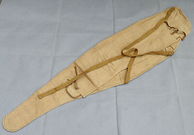 WWII Japanese Army Type 38 Canvas Bag Pouch Rifle-Covers Laval Bag-D605