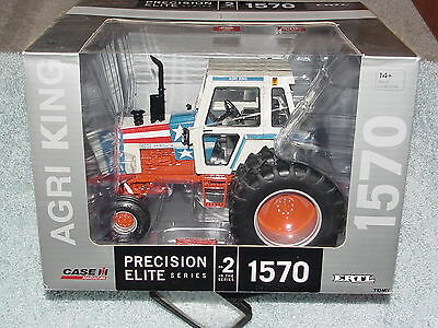 Ertl 1/16 Case 1570 Chase Unit Spirit Of 76 Precision Elite Series #2 Tractor