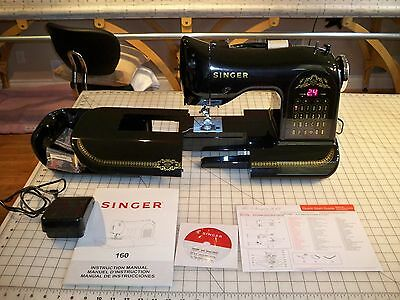 Singer 160 Limited Anniversary Edition Sewing Machine - ONLY USED THREE TIMES