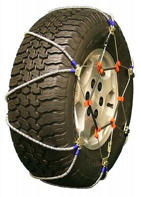 VOLT Cable Traction Snow Tire Chains With Tensioners 35x12.50-17 35x12.50r17