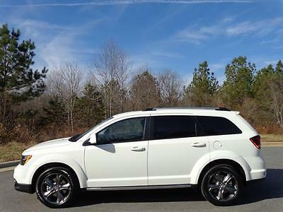 Dodge : Journey FWD 4dr Cros NEW 2015 DODGE JOURNEY 3RD ROW - CROSSROADS EDITION - LEATHER