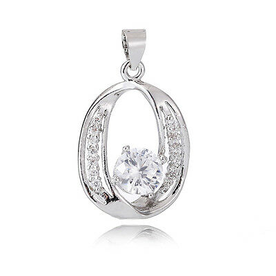 Hot 925 Sterling Silver Particular Gemstone Fashionable Lady's Pendant