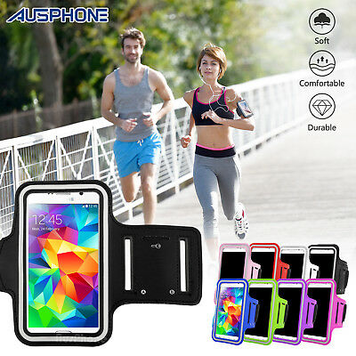 Sports Gym Running Armband Case for Samsung S5 S4 S3 Sony Z3 Z2 HTC M8 M7 LG G3