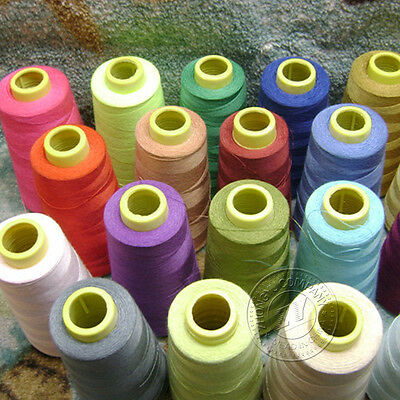 New Polyester Sewing Thread Machine Upholstery Embroidery Craft Quilting Thread