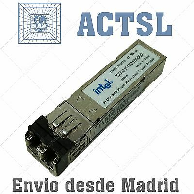 Genuine Intel TXN31115D100000 SW GBIC 4GB 850nm SFP Transceiver Fibre Module