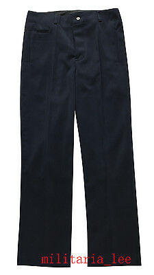 Imperial Japanese Repro Navy Blue Whipcord Trousers All Sizes