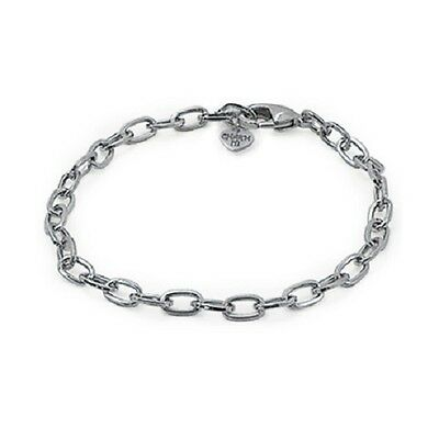 BNWT Charm It! CHAIN LINK BRACELET for clip-on charms for girls