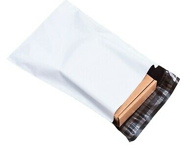 100 Poly Mailer 430x545mm #05W Plastic Satchel Courier Self Sealing Shipping Bag