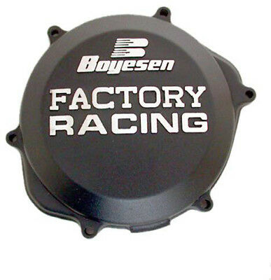 Boyesen Factory Racing Black Clutch Cover CC-06B 0940-0225 59-7206B Replacement