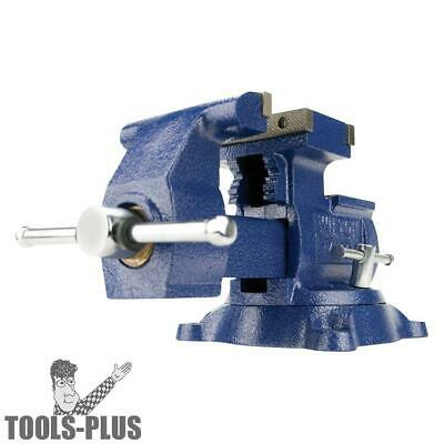 "Wilton 4600 6-1/2"" Multi-Purpose Mechanics Vise w/Swivel Base 14600 NEW"